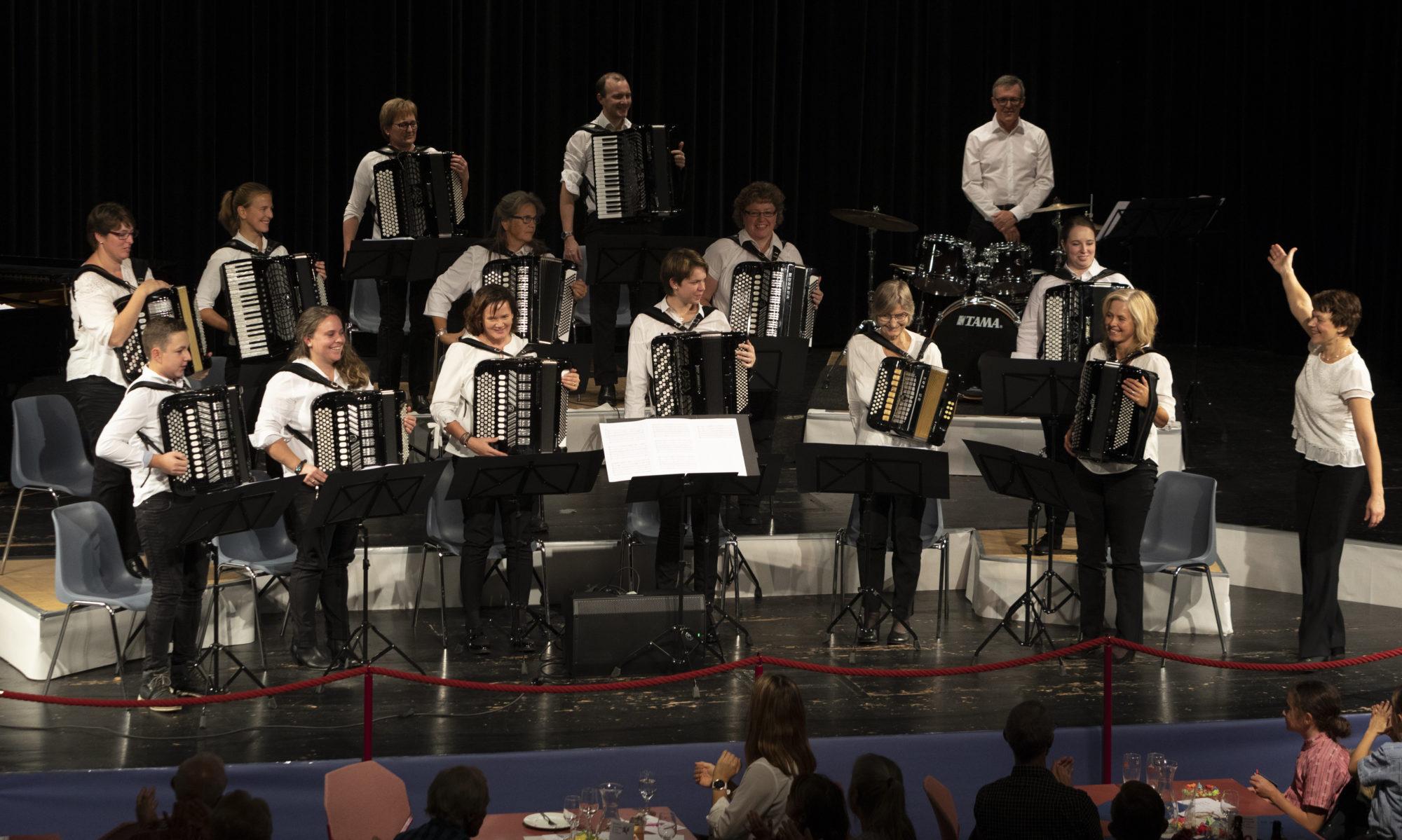 Akkordeon Orchester Risch Rotkreuz